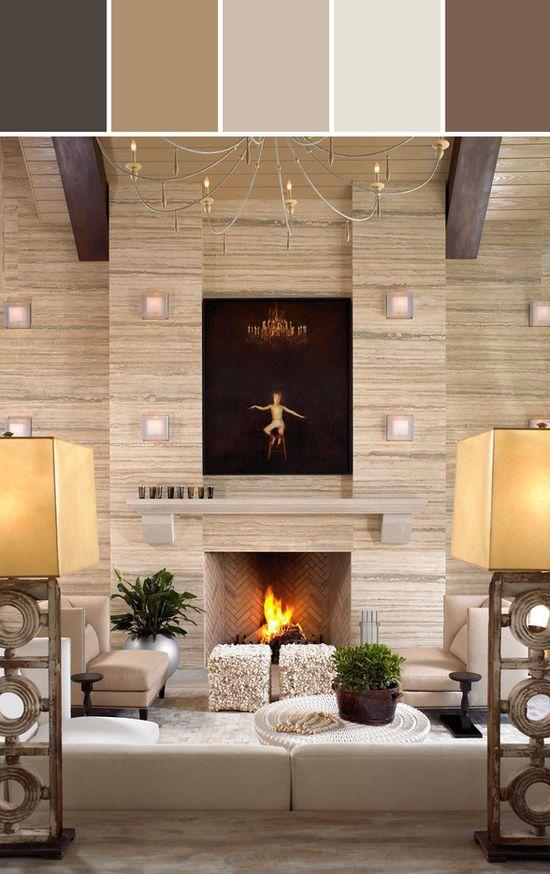 Contemporary Living Room Designed By AllModern via Stylyze