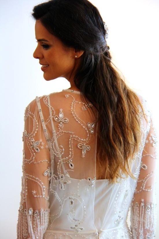 Jenny Packham Bridal collection 2013 at Miami Bridal Boutique, Chic Parisien - cpbride.com/blog