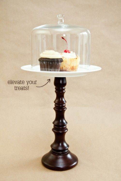 DIY Cake Stand