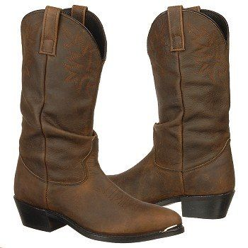 Dingo Brussels Boots (Golden Condor) - Men's Boots - 10.0 D
