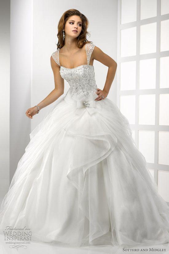 sottero midgley spring 2012 katelyn wedding dress