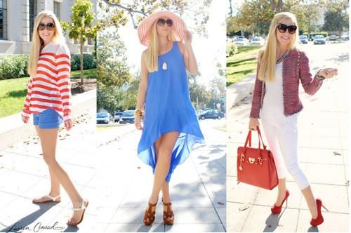 Fourth of July Style Guide #fashion