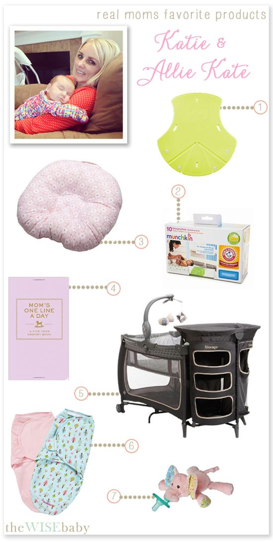Real Moms Favorite Baby Products - Katie • The Wise Baby