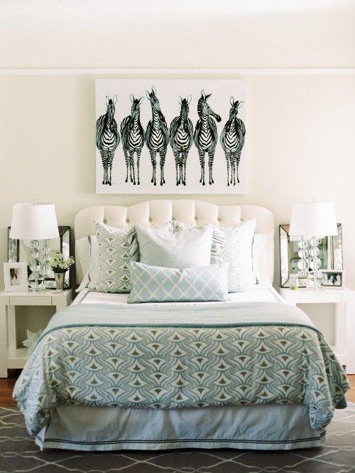 Room in Tones of Blue