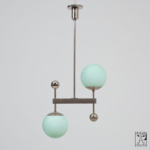 Ceiling light in Bauhaus-Design - ZEITLOS – BERLIN