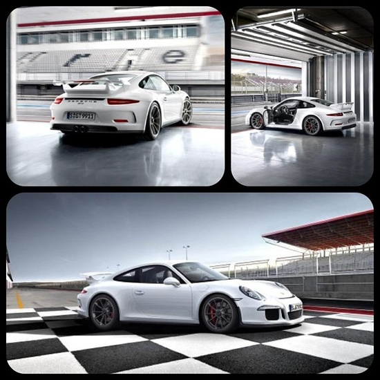Very sexy Porsche 911 GT3 !