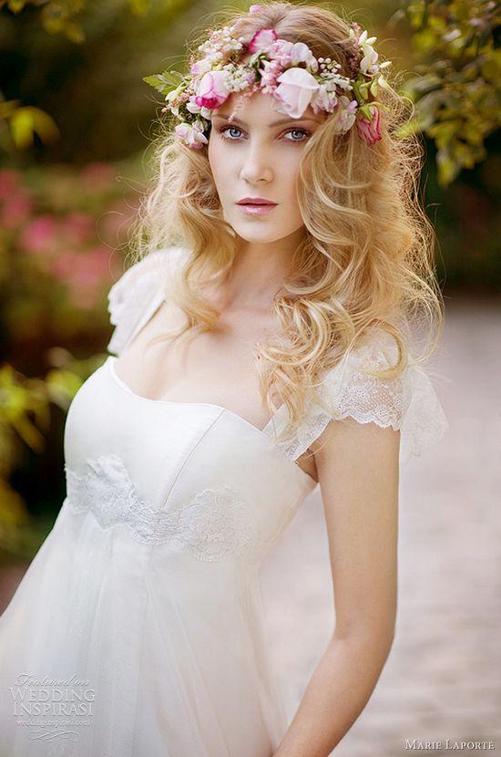Marie Laporte Wedding Dresses 2012