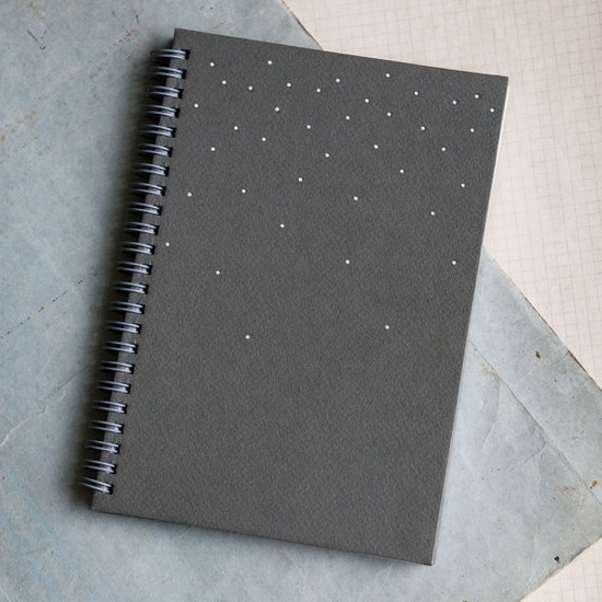 seeing stars / blank notebook by one fine dae by onefinedae, $24.00