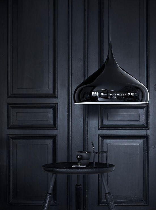 #black #design #interior