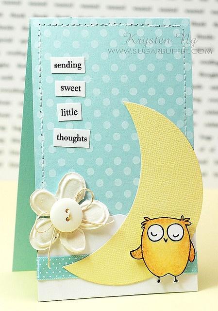 Such a sweet card!