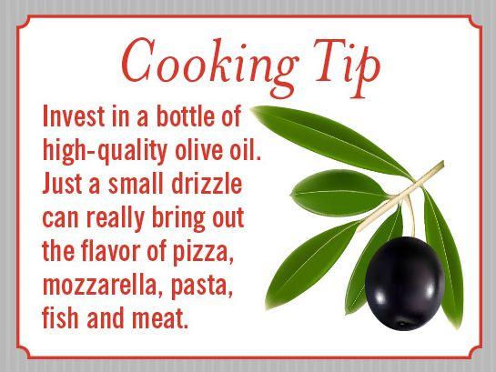 cooking tip!
