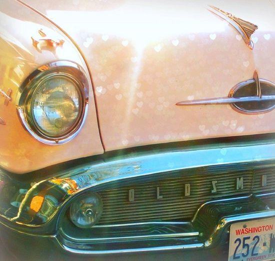 retro car  simplyhue  ETSY