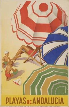 Vintage Posters #vintage #travel #poster #Spain