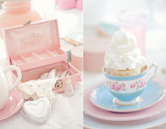 cute tea party