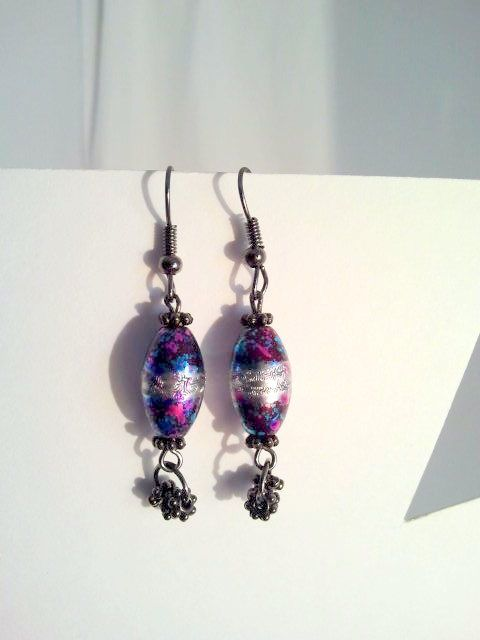 Handmade earrings