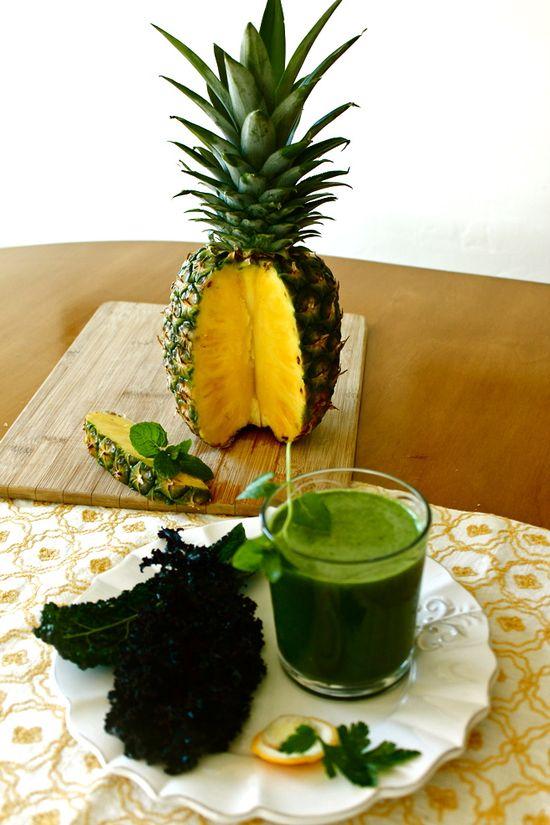 Kale Kleanse Juice