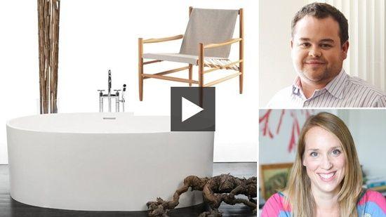 Design News from the Interior Design Show 2012