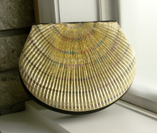vintage shell purse