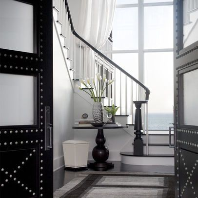 Black And White Interior Design LDA Architecture and Interiors