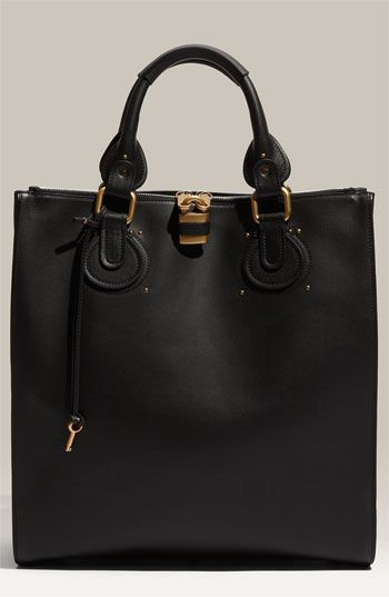 Chloé 'Aurore' Leather Tote-yes please!