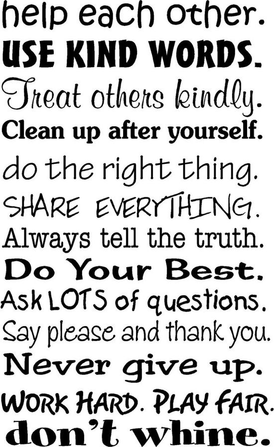 Love this  Words to live by!!!