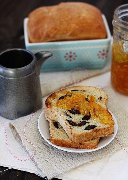 Chocolate Orange Bread