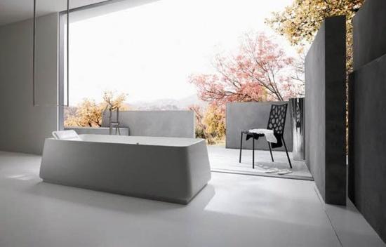 15 Fresh Bathroom Designs