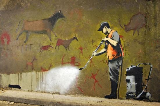 Banksy Petrographs