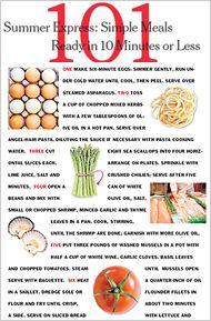 101 Summer Meals