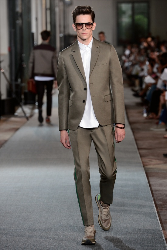 Valentino - Men Fashion Spring Summer 2013 - Shows - Vogue.it