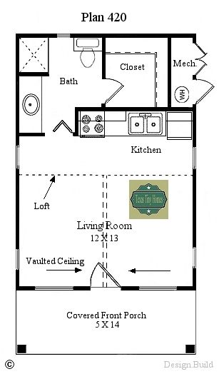 tiny house plan designs