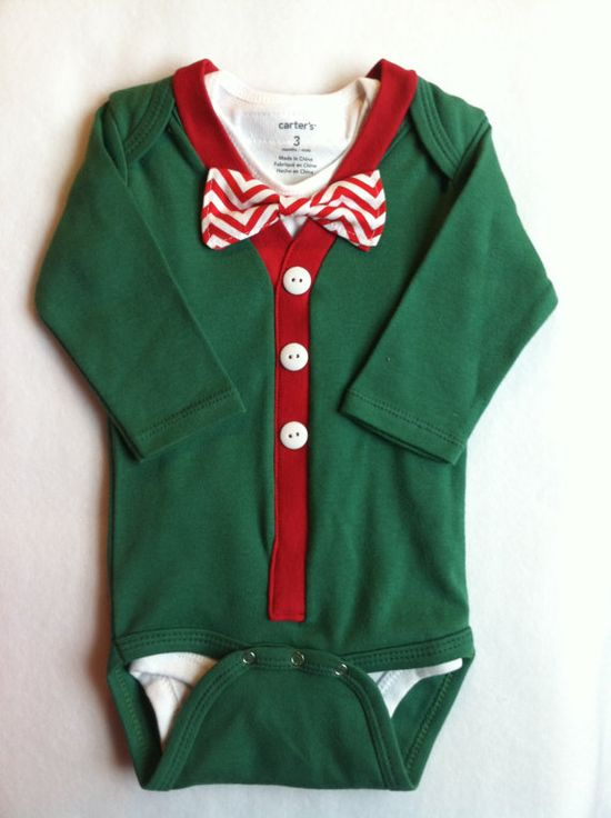 Christmas in July. Baby Boy Christmas Cardigan Onesie Set. Christmas Bodysuit. on Etsy, $45.58 AUD