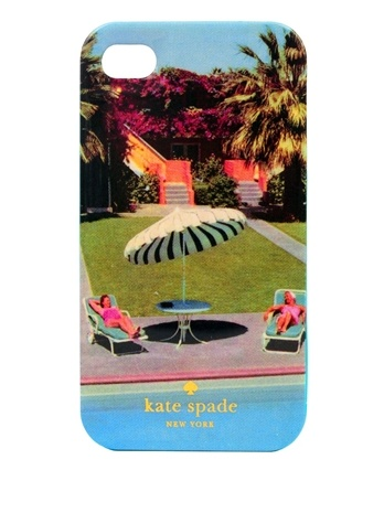Kate Spade All in a Days Work iPhone Case