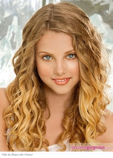 long curly hair - Google Search
