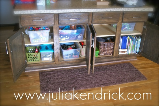 organized kids toys