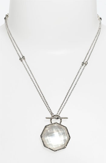 Judith Jack 'Maldives' Convertible Pendant Necklace (Online Exclusive)
