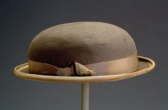 Boy's Hat 1870, American, Made of wool, silk, and satin