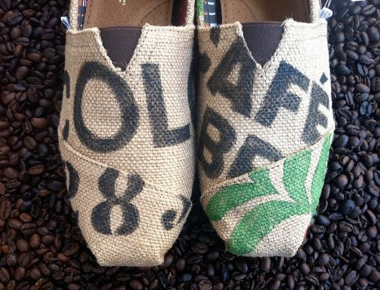 Toms from coffee #girl fashion shoes #my shoes #fashion shoes