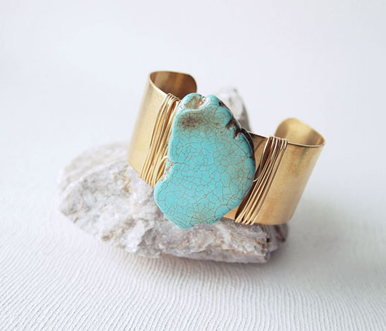 Turquoise Cuff  :}
