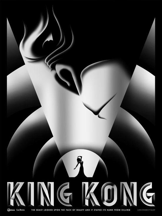King Kong Movie Poster