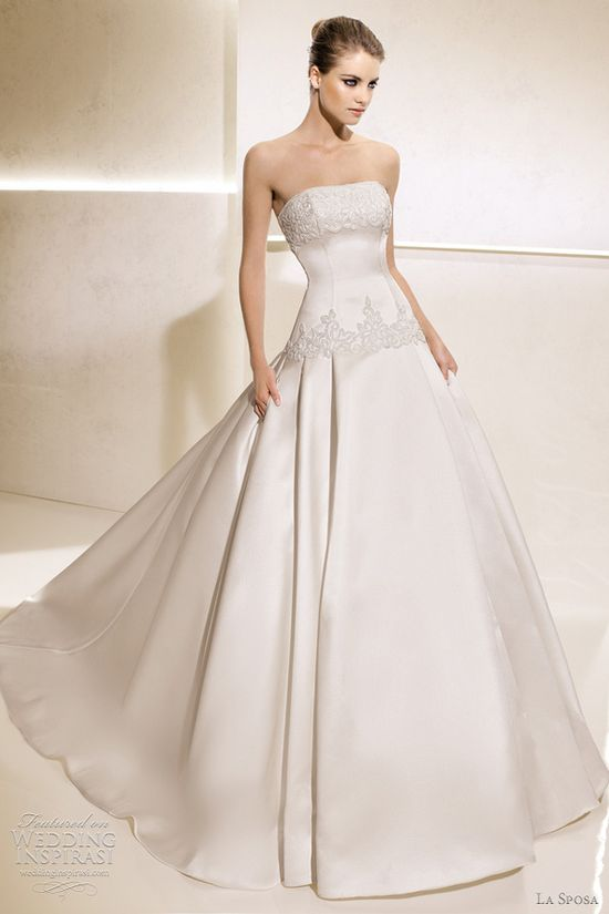 La Sposa Wedding Dresses 2012 — Glamour Bridal Collection