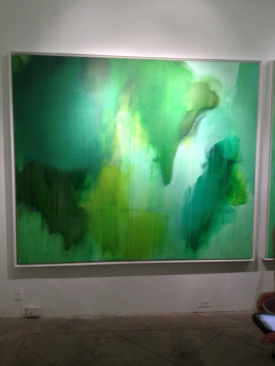 mallory page new orleans artist abstract art