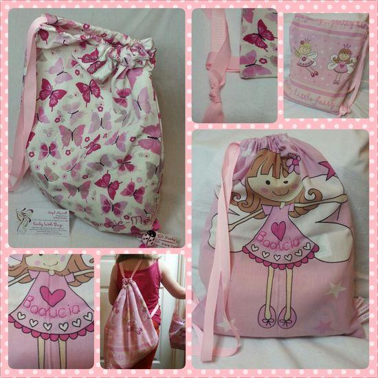 Handmade PE Bag - The Supermums Craft Fair