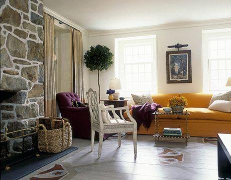 photos of rooms painted monocramadic