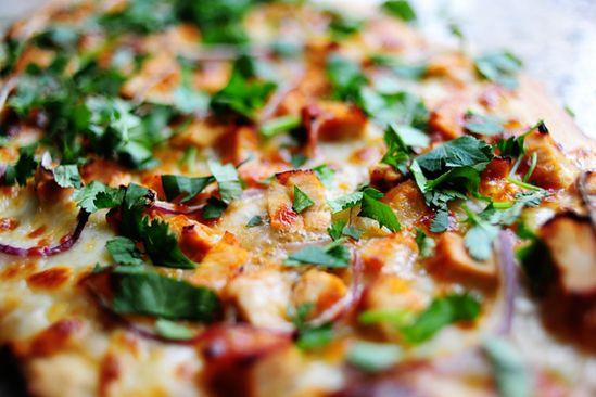 CPK's BBQ Chicken Pizza