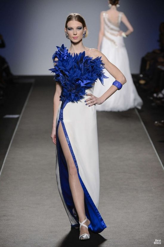 Renato Balestra  HOUTE COUTURE SPRING/SUMMER 2013 Renato Balestra High Fashion Haute Couture featured fashion