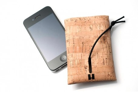 Smart Phone Cork Case