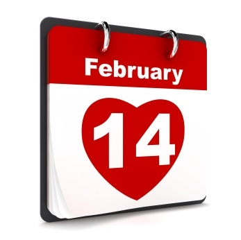 Valentines - it's a date!