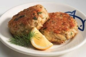 Weight Watchers Crab Cakes