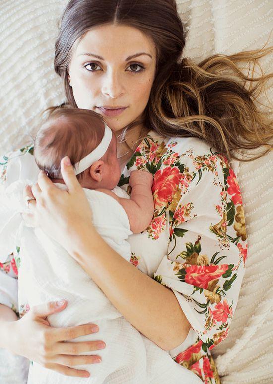 Beautiful newborn picture!